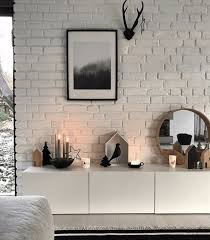 brick interior wall brick wall bedroom