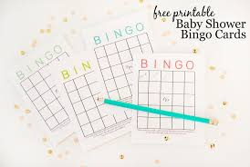 Free Printable Owl Baby Showe GamesBaby Shower Bingo Cards Printable