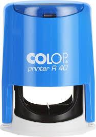 Отзывы на Colop <b>Оснастка для круглой</b> печати Printer R40 ...