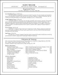 Ophthalmic Nurse Sample Resume Nurse Resume Template 2 Www