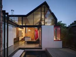 Inner Roof Design Modern Victorian Home Design Extension To A Victorian
