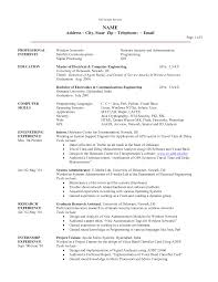 Research Experience Resume Free Resume Example And Writing Download