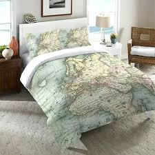 world map duvet cover queen vintage world map duvet cover world map duvet cover single