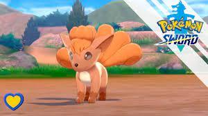 HOW TO GET Vulpix in Pokémon Sword (version exclusive location) - YouTube