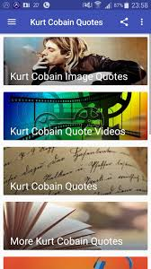 Kurt Cobain Quotes For Android Apk Download