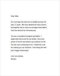 Love Letter To My Husband Sample Sample Professional Letter Formats