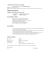 Resume Lay Out Fascinating Lay Out Of A Resumes Bino48terrainsco