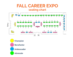 fall career expo i love goodwill preview the fall career fair seating chart
