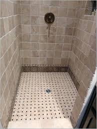 how to regrout shower tile tile shower floor a tile floors images re worn tile how to regrout shower tile