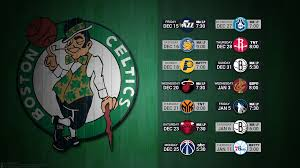 boston celtics 2017 nba basketball team logo december schedule hardwood wallpaper free on mac and desktop