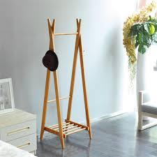 Adjustable Coat Rack Beauteous Height Adjustable Wooden Standing Coat Rack Buy Diy Standing Coat
