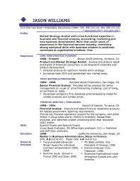job resume format free download format of resume for job sample template for resume