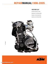 1995 ktm wiring diagram wiring library 1998 2005 ktm 400 660 lc4 paper engine repair manual ford 2000 tractor wiring diagram wiring