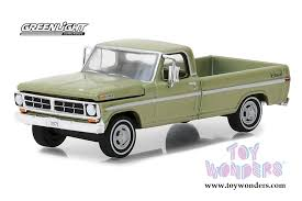 1971 Ford F-100 Explorer Special Long Bed Pickup Truck 29968/48 1/64 ...