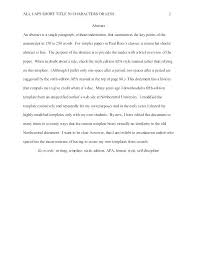 Autobiographical Narrative Essay Example Importance Of A