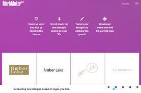 Markmaker Logo Design 8 Of The Best Free Logo Design Tools Creative Bloq