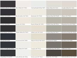Sherwin Williams Color Chart Tuesday Trending Grey Days Paint Colors For Home House