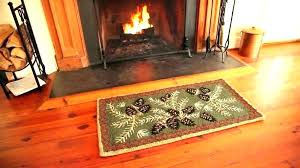 rugs for fireplace fireplace hearth rugs fireproof