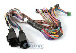 vehicle specific harness for maestro rr radio replacement product idatalink gm5 general motors plug and play t harness for maestro rr hrn rr gm5