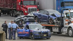 a car chase in june on i 75 in cobb county ended after 10 crashes the series of crashes happened as state troopers tried to stop a car that was reported