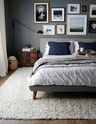 A simple rug guide for the bedroom Refreshed Designs