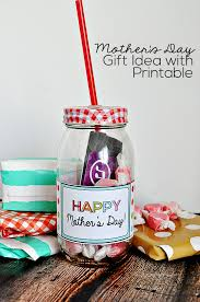 printable mother s day gift idea easy to make and add a little something to a