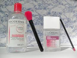 eye makeup removers for sensitive eyes bioderma micellar water l oreal skin perfection