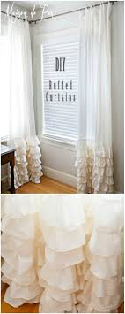 Diy Curtains 20 Elegant And Easy Diy Curtain Ideas To Dress Up Your Windows