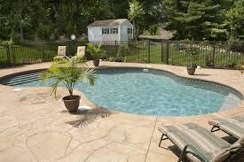 backyard salt water pool. Salt Water Chlorination System Backyard Pool F