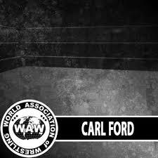 Carl Ford - WAW Wrestling
