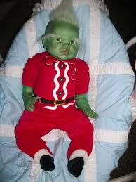 the grinch baby costume.  Baby Throughout The Grinch Baby Costume E