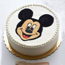 Mic001 Adorable Mickey Mouse Cake Mickey Mouse Cake Cake
