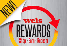 weis reward points beginning december 31 ship saves