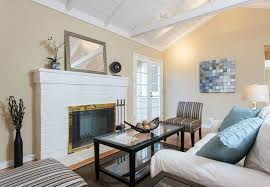 painted white brick fireplaceHow to Paint a Brick Fireplace  Bob Vila