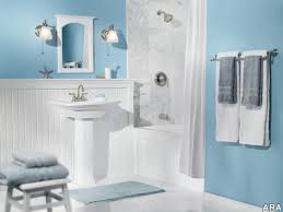 Light Blue And Grey Bathroom Ideas Light Blue Bathroom Ideas