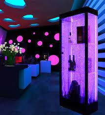 home wine room lighting effect. Pretty Nightclub Drinks Cabinet Led Acrylic Aquarium Water Bubble Wall Home Bar Cabinets Wine Room Lighting Effect R