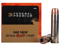 federal vital shok 460 s w 300gr jhp box of 20
