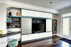 living room built in media cabinet tv custom wall units unit how to build a bookcase