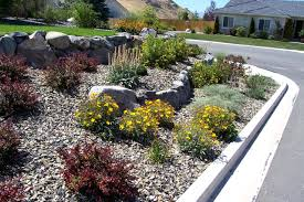Xeriscape Front Yard Grass Is Okay Landscaping Home Improvement Xeriscape  Ideas For Front Yard Texas