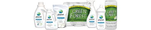 Planet Green Forest Environmentally Friendly Cleaning Products