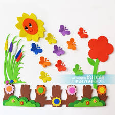 perfect kindergarten school wall decoration 1