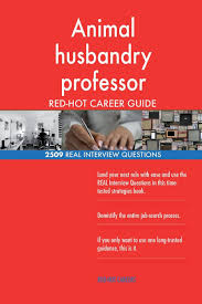 Physical Design Interview Questions Book Animal Husbandry Professor Red Hot Career Guide 2509 Real