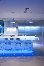 Home Led Mood Lighting 17 Light Filled Modern Kitchens By Mal Corboy