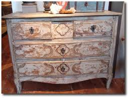 distressed painted furniturePainted Furniture