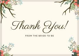 Thank You Card Borders Magdalene Project Org