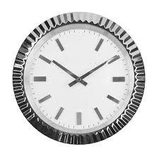 Horloge Design Amazon Com Metal Wall Clock Luxury Design Watch Shape