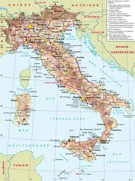 Carte Italie Plan Ditalie Italy 2019 Italy Map Italy Travel