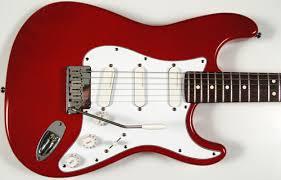 fender stratocaster plus ed r guitars