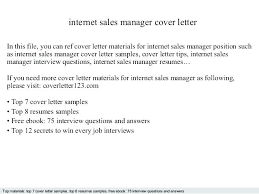 Sales And Marketing Cover Letter Unique Cover Letter Examples For Sales Jobs Cover Letters Sales Sample