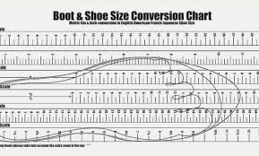 3 Measuring For Boots Foot Measuring Chart Printable Www